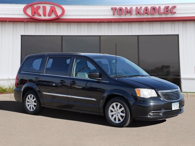 Used 2013 Chrysler Town & Country Touring with VIN 2C4RC1BG4DR776030 for sale in Rochester, Minnesota