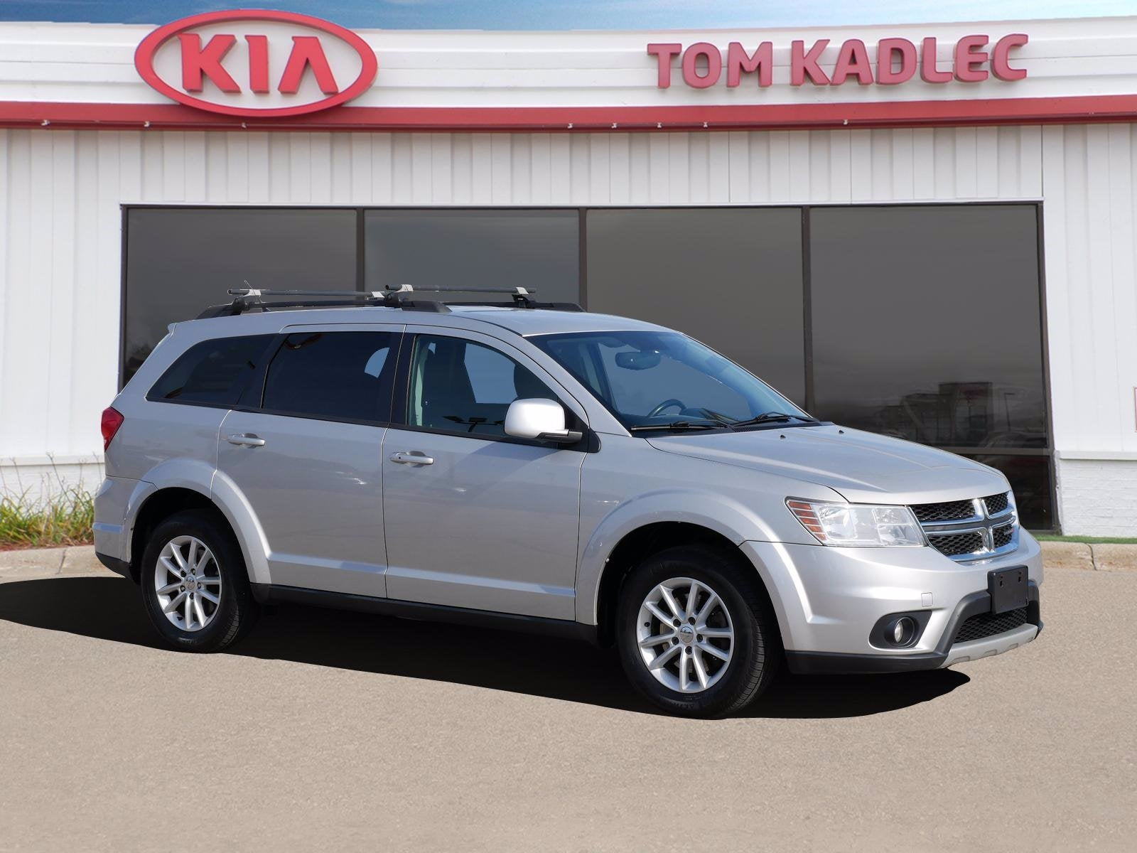 Used 2013 Dodge Journey SXT with VIN 3C4PDCBG6DT568289 for sale in Rochester, Minnesota