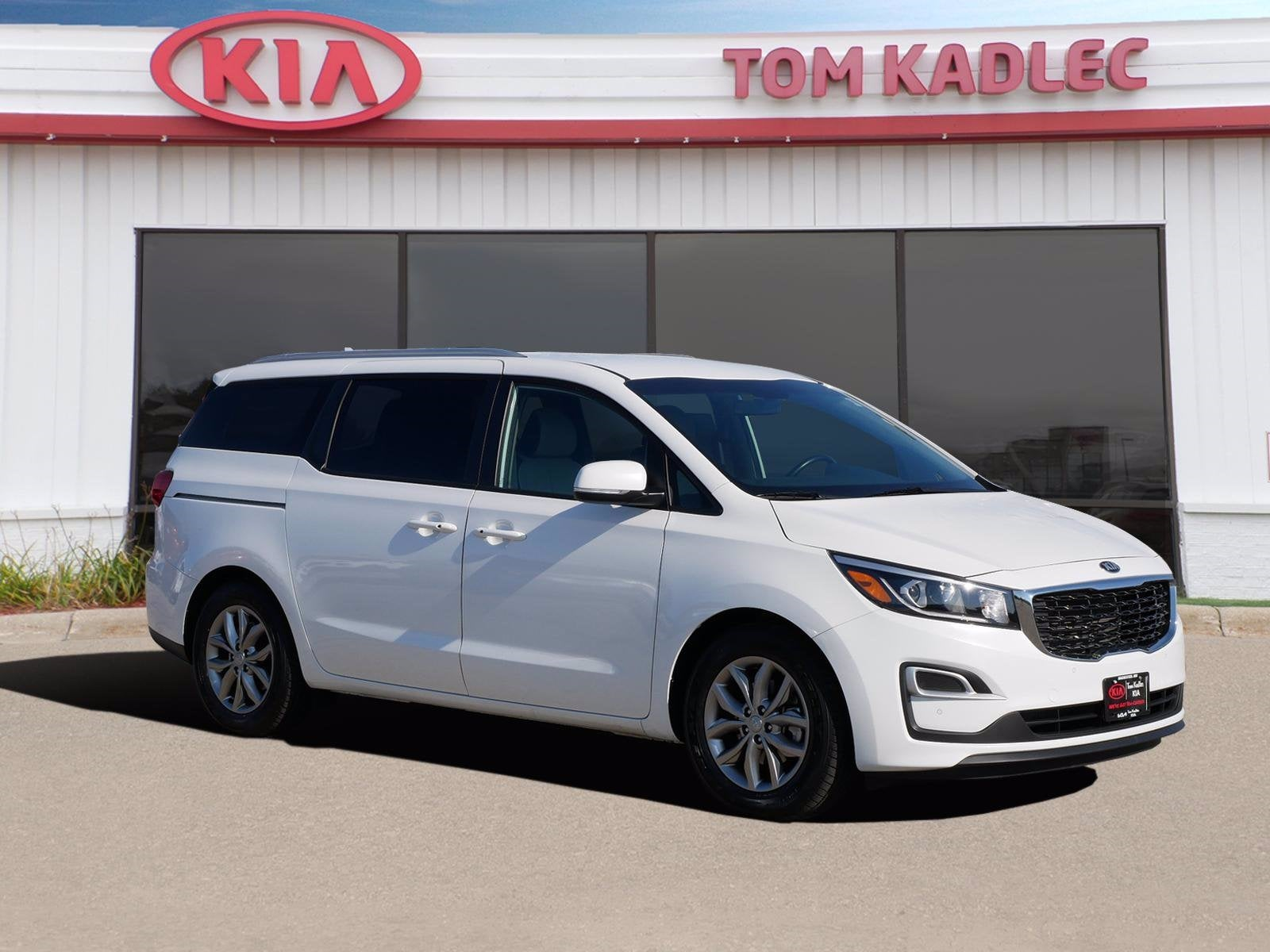 Certified 2020 Kia Sedona EX with VIN KNDMB5C19L6642358 for sale in Rochester, Minnesota