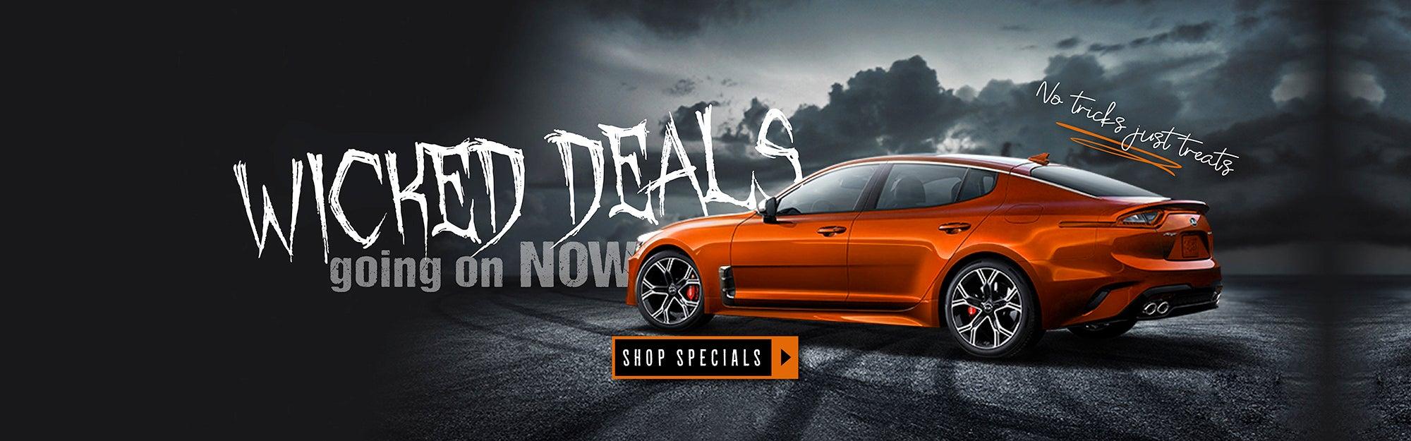 Used Car Dealerships In Mn >> Kia Dealer In Rochester Mn Used Cars Rochester Tom